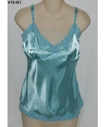AXCESS  Sea Green Size 12 Camisole  NWT - $10.99