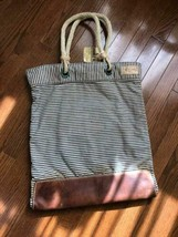 DOUBLE RL RRL RALPH LAUREN Auth Tote Bag about 42 x 49cm New Unused with... - $313.99