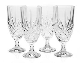 Godinger Dublin Crystal Set of 12 Iced Beverage Glasses - $62.78