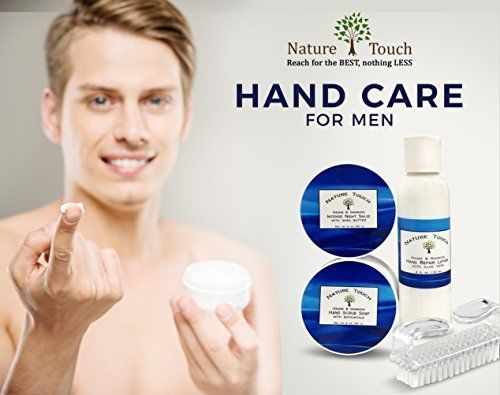 Hand Care for Men Fathers Day Gifts From Daughter and Son Cruelty & Paraben Free