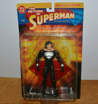 "DC DIRECT KRYPTONIAN LIFE SUIT SUPERMAN ACTION FIGURE MOC 2004 7"" RETURN OF - $51.27"