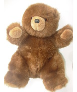 Vintage Russ Applause 1985 Plush Fat Brown Tedd... - $12.99