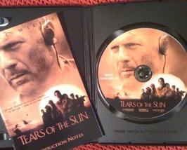 TEARS OF THE SUN presskit Bruce Willis - $8.00