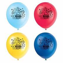 "12"" Latex PAW Patrol Balloons, 8ct - $5.87"