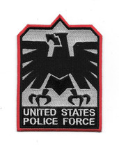 Escape From Los Angeles Movie U.S. Police Force Logo Embroidered Patch U... - $7.84