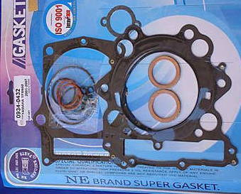 Yamaha YFM660 Top End Gasket set 2003-2008 New *0432*
