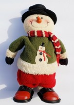 """Snowman Doll Musical Walking Doll Animated Snowman """"Dance and Moves Arou... - $0.98"""