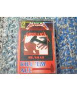 Metallica Kill 'em All Polish Release Made In Poland - $12.19