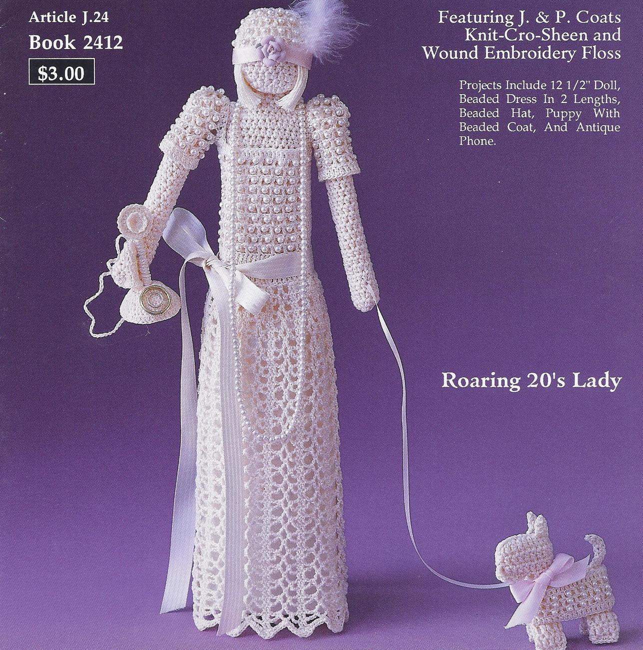 Crochet pattern 466
