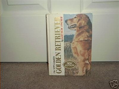 THE NEW COMPLETE GOLDEN RETRIEVER BOOK HC 1989 EXC!