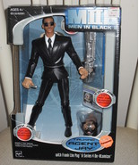 2002 Men In Black 2 Talking Agent Jay With Frank The Pug & Series 4 De A... - $44.99