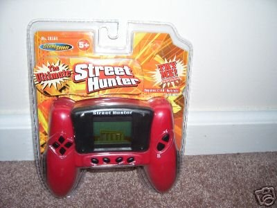 THE ULTIMATE STREET HUNTER Handheld Electronic Game NEW