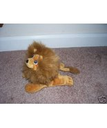 "Precious Moments LION Beanie EXC COND! 12"" LONG RARE! - $5.99"