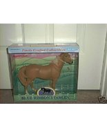 BLUE RIBBON STABLES SPANISH BARB COLLECTIBLE HORSE NEW! - $17.96