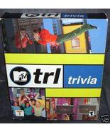 MTV TRL TRIVIA * PC CD ROM * GAME - $17.96