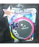 STAR PARTY TAMBOURINE Musical Electronic SMOBY NEW! - $17.96