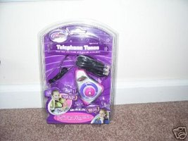 Youniverse Girl TELEPHONE TUNES Share Songs on Phone! NEW! - $14.96