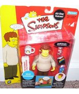 The Simpsons BRAD GOODMAN Interactive Figure from 2002 - $14.99