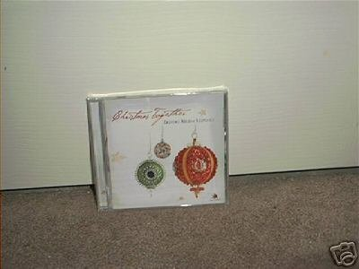 CHRISTMAS TOGETHER CD CREATING HOLIDAY KEEPSAKES NEW!