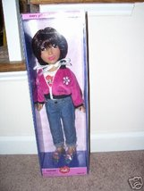 "Lipstik Lola Doll In Logo Outfit 16"" New In Box! 2006 - $59.00"