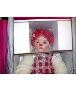"""Marie Osmond HUGGS MISTLE HO HO HO Porcelain Doll 26"""" - $119.96"""