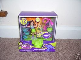 Polly Pocket Dance 'N Groove Hula Licious Kerstie Playset New! - $29.96
