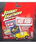 Johnny Lightning HOT ROD 1932 FORD ROADSTER #5 Diecast Car - $11.96