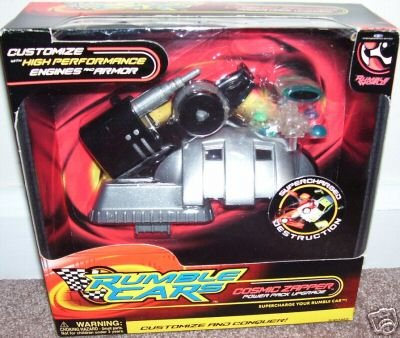 Rumble Cars COSMIC ZAPPER POWER PACK UPGRADE Set NEW!