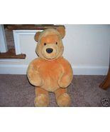 "Disney WINNIE THE POOH Large Plush 17"" Tall - $19.96"