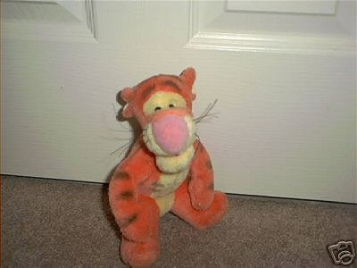 Winnie the Pooh TIGGER GUND Plush 100 ACRE COLLECTION!