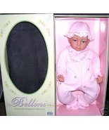 "Bellini * JOINTED * Vinyl Baby Doll NIB 18"" Reborning - $49.99"