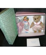 Madame Alexander FLOWERY GOODNESS Wendy & Chaos Doll Set - $74.96