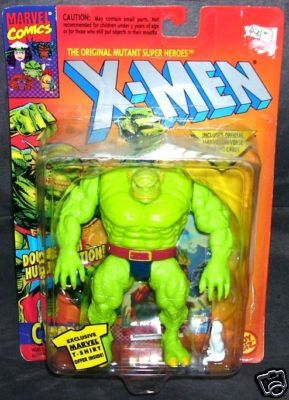 X-MEN * CH'OD * Superhero Action Figure TOY BIZ 1994