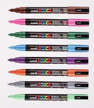 Uni Posca PC-3M Paint Marker Pens paint pens - Box of 12 by Colour - $57.86