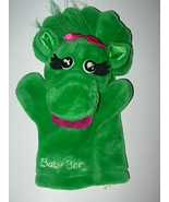 Barney the Dinosaur Friend Baby Bop Green Hand ... - $9.99