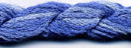 Cloudy Sky 010 Silk Floss Dinky Dyes 8m (8.7yds) cross stitch embroidery  - $3.60