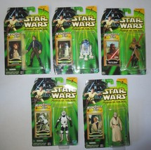 Star Wars Power of the Jedi Collection 1 lot of 5 NIP - $40.00