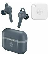 Skullcandy wireless earphone w/Tile S2IVW-N744-E (CHILL GREY) - $109.40
