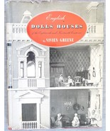 English Dolls Houses 18th 19th Ct Green book 1st edition vintage collect... - $69.00