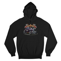 Hot Rod Speed Coupe Sweatshirt Route 66 Drag Racing American Classic Hoodie - $24.71+