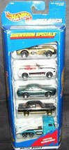 Hot Wheels SHOWROOM SPECIALS 5 Pack Gift Set from 1997 - $14.96