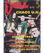 Doll Chaos UK 1998 Brutal Truth Quicksand Hillb... - $15.99