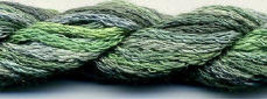 Rainforest 019 Silk Floss Dinky Dyes 8m (8.7yds) cross stitch embroidery  - $3.60