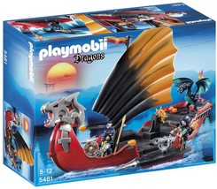 PLAYMOBIL 5481 Dragon Battle Ship New Sealed - $149.49