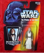 Star Wars Ben (Obi-Wan) Kenobi short saber .01 red card POTF - $10.00