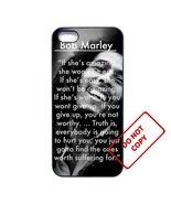 Bob Marley, Iron Lion in Zion Samsung Galaxy s8 plus case Customized Pre... - $15.83