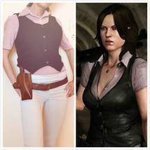 Helena Harper Cosplay Costume Helena Harper costume Shirt Vest,Belt and ... - $89.00