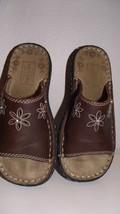 Sandals size 11 Girls brown Arizona  - $12.00
