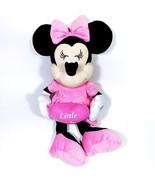 Walt Disney Minnie Mouse Little Sweetheart Plush Stuffed Animal Valentin... - $14.99