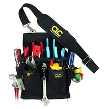 CLC Custom Leathercraft 5508 Professional Electricians Tool Pouch,  20 Pocket - $53.99